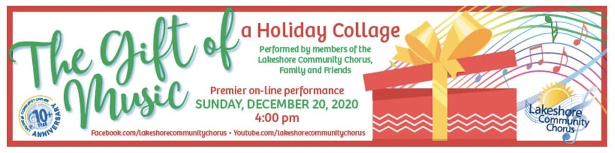 Christmas Concert banner 2020