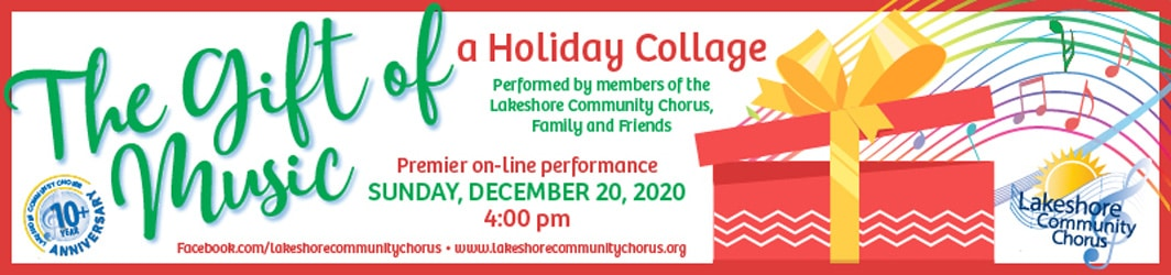 2020 Holiday Concert Banner